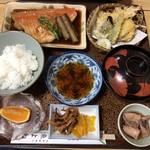 日本料理 魚よね - 煮魚定食