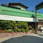 田中珈琲店 - 府中街道から府中本町駅方面に折れたところ
