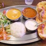 サールナート - バタークリームセット(1150円)