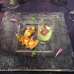 BISTRO FAVORI - ビストロ・コースの前菜