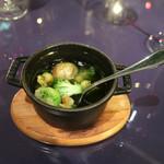BISTRO FAVORI - ツブ貝と春野菜