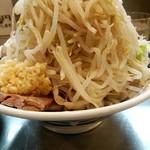 85865423 - つけ麺 野菜マシマシニンニク濃いめ