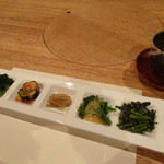 旬彩 ひより - 陽だまり 大和野菜いろいろ