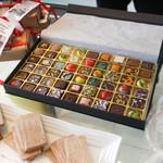 トゥ・ラ・ジョア - アフターパーティのチョコレート