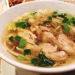 チャンパー - 鶏肉のフォー 甘くて美味い