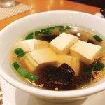 チャンパー - 本日のスープ なんだっけ……