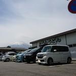 85866528 - オミセと富士山♪(´ω`)