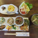 コ・ワーキングカフェがやがや門 - 料理写真: