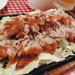 レストランあづま - 豚のじゅうじゅう焼き