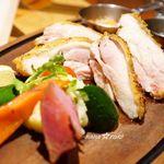 イタリアン&グリル アクア イルフォルノ - 総州古白地鶏のグリル