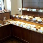 セデリカ - 今日はケーキよりもパンが充実していました
