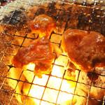 炭火ホルモン カンタカ - ギャラ480円(税込518円)