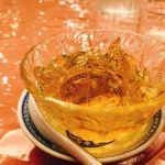獅門酒楼 - ジャスミンゼリー美味い!