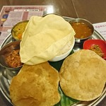 85874733 - South Indian Thali / サウスインディアンターリー