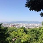 にしむら亭 - 京都の街並み