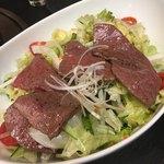 BeefGarden - ローストビーフサラダ