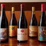 酒亭赤坂かねさく - 日本ワインもございます