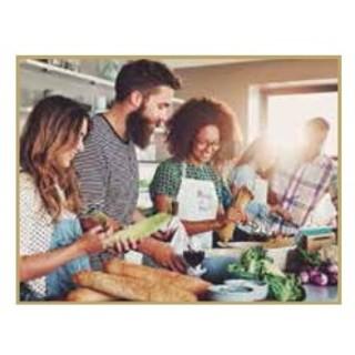 料理・文化交流・読書や食事の場として...
