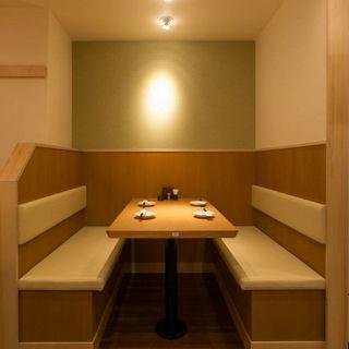 貸切OK!ホッと寛げる、洗練された空間でお食事を。