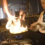 キッチン ソウショー - 調理の様子