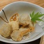 85880637 - 里芋の天ぷら美味しい~!