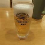 台湾料理 海鮮館 - コレでもってココロの渇きを癒すのじゃ