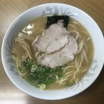 松本中華そば店 - 料理写真: