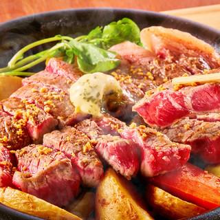 □■絶品ステーキ料理■□
