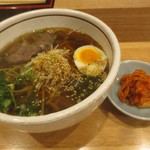 六盛 - 温麺800円