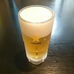 うおや - ビール