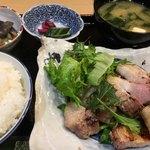 蔵 - 豚の塩麹焼き