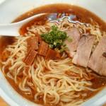 濃厚魚介らぅ麺 純 -