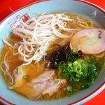 ラーメン専門 川崎 - 2011年4月 醤油ラーメン