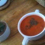 8589269 - ご褒美ランチのスープ(春)