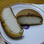 千鳥饅頭総本舗 - こちらは白あんのみのようです