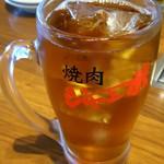 85890612 - ウーロン茶(420円)