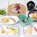天ぷら新宿つな八 - 磯波