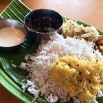 Spice&Dining KALA - ⑤コメ食え!(適当にミールス)