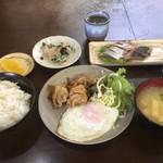 旅路食堂 - 日替わり760円