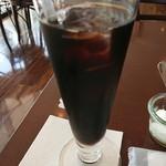 モーニング - アイスコーヒー