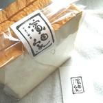 85893092 - 角食パン。半斤