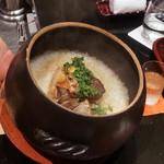 日本料理 晴山 - 増すご飯