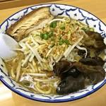 波 - 塩らーめん ¥750