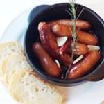 チキンバル 伊太利亭 - 料理写真:イタリアンソーセージのローズマリー風味