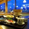 四季乃味 枕流亭 - 料理写真:釜飯御膳と夕暮れ