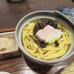 かね田 宝庵 - 「蒸し寿司」