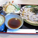 三嶋屋 - 天ざる
