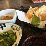 活魚小松 - 酢の物は身体にイイよねー