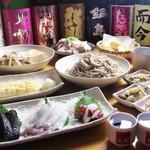 そば居酒屋太閤 - パーティーコース