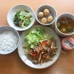 福岡薬院 タニタ食堂 -